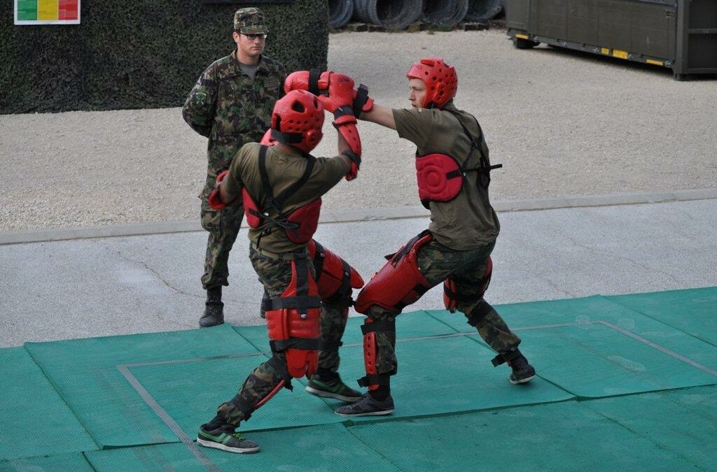 Martial Arts for Law Enforcement & Military Personnel