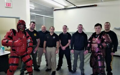 Force On Force RedMan Instructor Suit Training